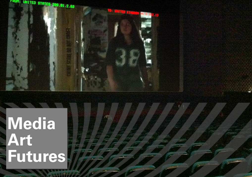 Media Art Futures: Data Cinema